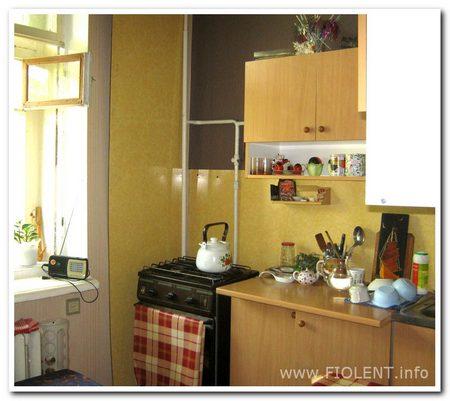 Алена, квартира в Севастополе. Кухня.